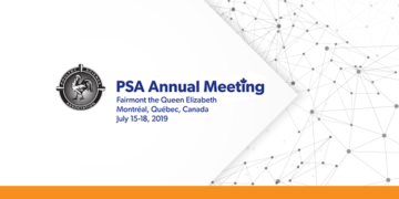 2019 PSA ANNUAL MEETING