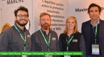 ICC Brazil introduces products for animal nutrition at SPACE 2018