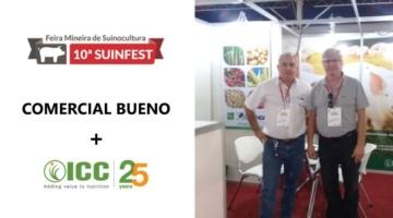 ICC Brazil participa de Suinfest
