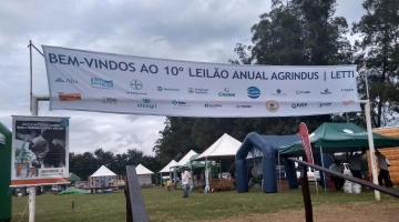 ICC Brazil sponsors one of the main auctions of dairy animals in the country
