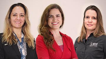 Mulheres na ICC Brazil: determinação e garra em prol de resultados